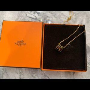 Hermès Pop H necklace